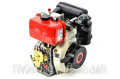 Двигатель Добрыня 178FE (6,5 л.с.) (стартер)