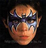 Грим Неоновый карнавальный карандаши 6 шт, фото 4