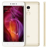 Xiaomi Redmi Note 4 32Gb - Global Version, Gold
