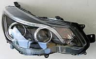 Subaru XV оптика передняя ксенон с дневными ходовыми огнями