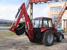 Экскаватор-бульдозер СММ ЭО-2621