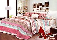 Комплект постельного белья R103157 (TAG-377е) евро