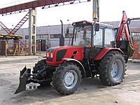 Экскаватор-бульдозер СММ ЭО-2621 с поворотным гидравлическим отвалом