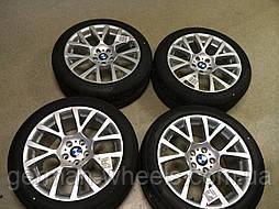 Комплект дисков и шин на BMW 7 F01, 5GT, F07  (style 238)