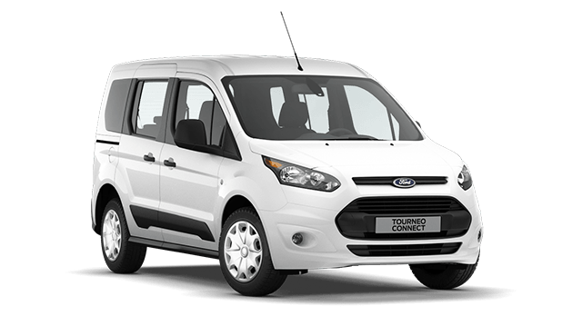 Ford Torneo Courier 2016-