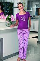 Комплект одежды для дома и сна , пижама Maranda lingerie 6200
