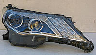 Toyota RAV 4 оптика передняя альтернативная ксенон ДХО