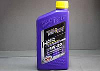 Моторное автомасло Royal Purple HPS 5w-20 фасовка 0.946л /1 кварта / Royal Purple