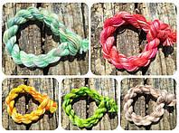 Яркие, стильные, летние браслеты в этно-стиле