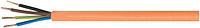 N)HXH FE180/E90 кабель повышенной безопасности, без галогенов, 0,6/1 кВ с улучшенными ха-и, огнестойкий кабель