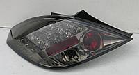 Opel Corsa D оптика задняя LED темная