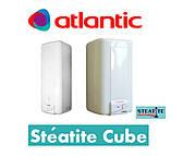 Водонагреватели Atlantic CUBE STEATITE (стеатитовый ТЭН)