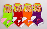 Дет. носки на девочку. в уп-ке 12 пар.
