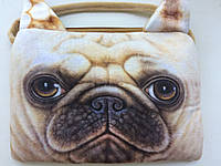 Плюшевая сумочка