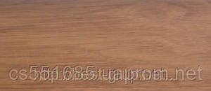 0025 Горіх бразильський - плінтус підлоговий пластиковий ТіС (ТІС) з кабель каналом і гумовими краями - 56мм