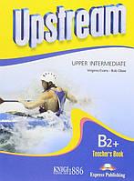 Книга для учителя «Upstream» второе издание, уровень (B2) Upper-Intermediate, Bob Obee | Exspress Publishing