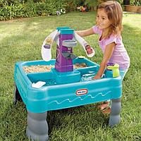Столик для игр с песком и водой Little Tikes «Sandy Lagoon Waterpark»  641213M