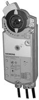 Привод воздушной заслонки Siemens GCA121.1E