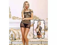Платье сетка,прозрачный пеньюар, фото 1