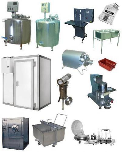 Комплект оборудования для детской молочной кухни - ЧП «Алис-Холод» в Киеве