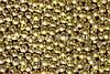 Декоративные жемчужины —  Золотые Ø5 - 200 г
