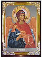 Икону купить Архангела Михаила под серебро