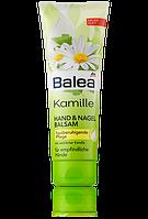 Крем для рук и ногтей Balea Hand&Nagel Balsam Kamille ромашка 125 ml (15 шт/уп)
