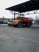 Реконструкция нефтебазы на Полтавском ГОКе ,г.Комсомольск