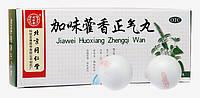 Пилюли Явей Хо Сян Чжэн Ци Вань (Jiawei Huo Xiang Zheng Qi Wan, Huoxiang Zhengqi Wan) 10х9г