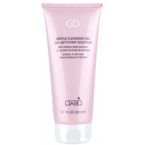 Очищающий гель для нормальной и сухой кожи Gentle Cleansing Gel GA-DE