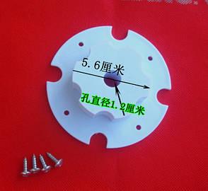 Провтулок для установки пластиковых колес детского электромобиля 6 лепестков, фото 2