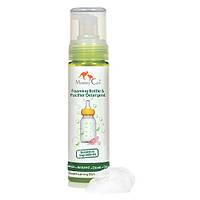 Mommy Care Натуральная пенка для мытья бутылочек и сосок Mommy Care с цитрусовыми маслами и анисом (200 мл)