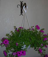 Кронштейн  настенный  для комнатных цветов