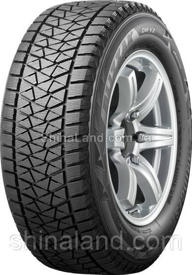 Зимние шины Bridgestone Blizzak DM-V2 225/60 R17 99S Япония 2017