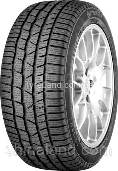Зимние шины Continental ContiWinterContact TS 830 P 255/35 R18 94V MO XL Чехия 2017