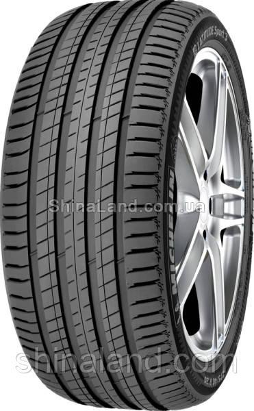 Летние шины Michelin Latitude Sport 3 235/65 R17 104W AO Польша 2019