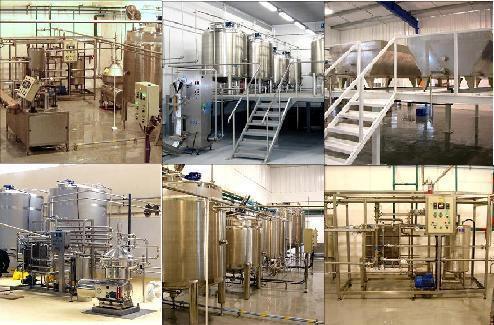 Минизаводы и оборудование для переработки молока - ЧП «Алис-Холод» в Киеве