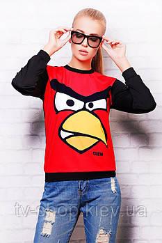 Свитшот GLEM Angry Birds кофта Свитшот №2 (весна) д/р