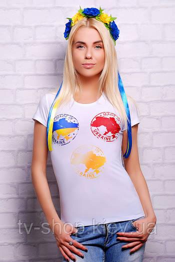 футболка GLEM Made in Ukraine Футболка-2В