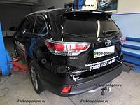 Новинка!!! Фаркоп Toyota Hihglander III с 2014 г.