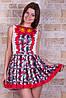платье GLEM Бабочки платье Мия-2 б/р