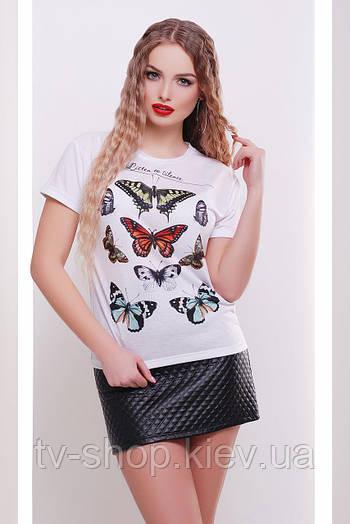 футболка GLEM Бабочки футболка Boy-2