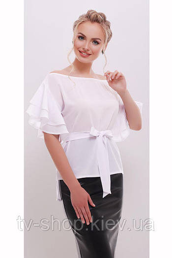 блуза GLEM блуза Бьянка к/р