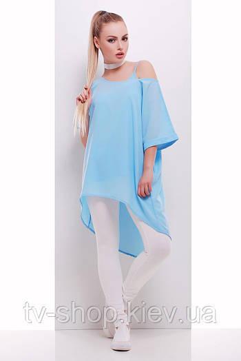 блуза GLEM блузон-майка Лоната к/р