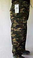 Брюки мужские камуфляжные