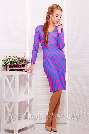 платье GLEM Иллюзия платье Хлоя д/р
