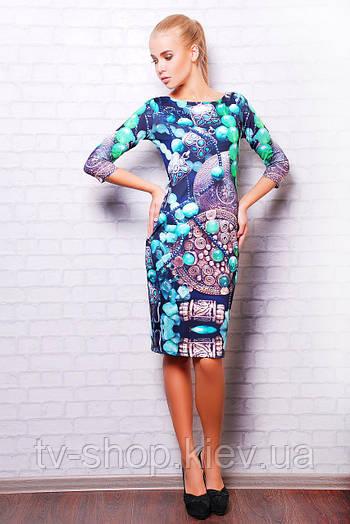 платье GLEM Инди платье Лоя-1Ф д/р