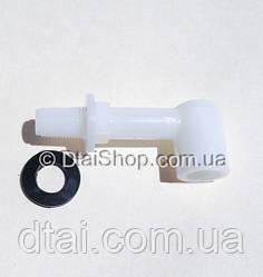 Соединительный уголок для поилки Impex с пластиковой трубой