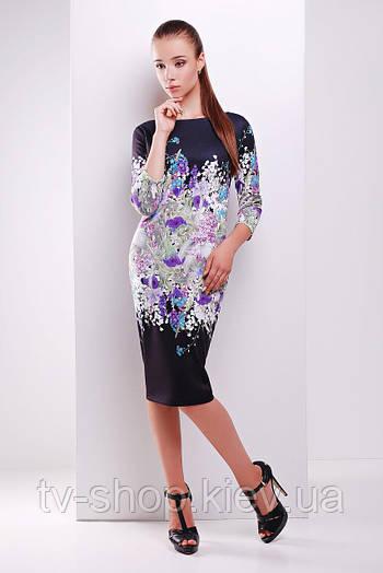 платье GLEM Лаванда платье Лоя-1Ф д/р