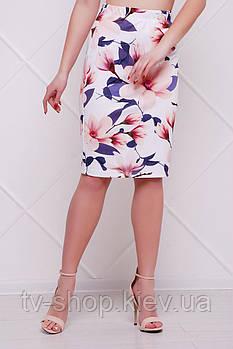 юбка GLEM Магнолии юбка мод. №14 Оригами